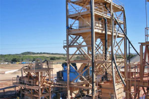 Frac Sand Plant 10' x 10' and 6' x 12' Dewatering