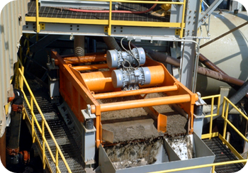 CFS Dewatering Screen