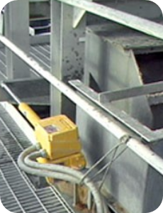 Automated Blend Gates