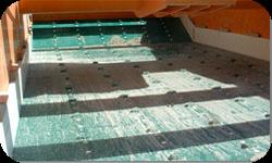 Heavy Duty Polyurethane Decking